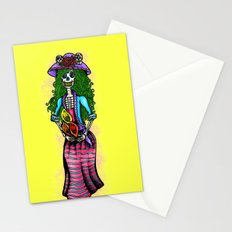 'La Catrina' (Day of The Dead) Stationery Cards