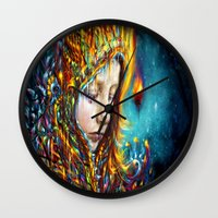 when it's cold outside Wall Clock