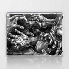 Getting Handsy (smothering, groping, hands) Laptop & iPad Skin