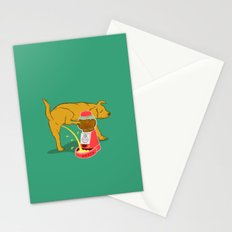 Not Anymore Stationery Cards