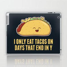 Every Day is Taco Day Laptop & iPad Skin