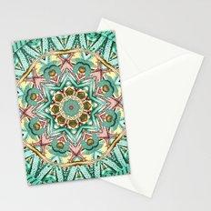 Sea Angel Kaleidoscope Stationery Cards