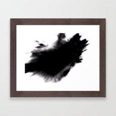 balerina Framed Art Print