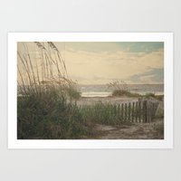 Summer Is Almost Over...… Art Print