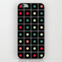 Dotted Grid iPhone & iPod Skin