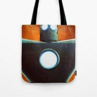 Stobot Tote Bag