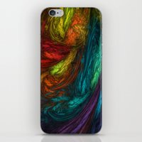 The Artist's Soupbowl iPhone & iPod Skin