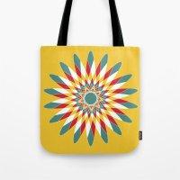 Kaleidoscope Quilt 2 Tote Bag
