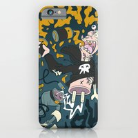 PLUG ME OUT iPhone 6 Slim Case