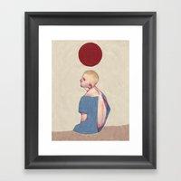 Kettering Framed Art Print
