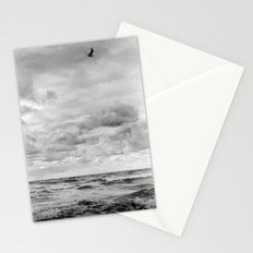 Fly sea Stationery Cards