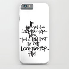 If He Calls Slim Case iPhone 6s