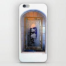Window, Encinitas, California iPhone & iPod Skin