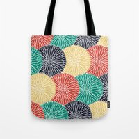 Flower Infusion 2 Tote Bag