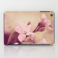 Pink Sentiments iPad Case