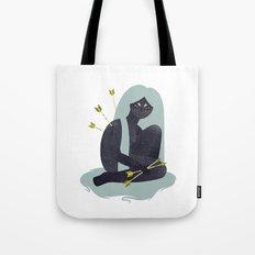 Space Girl 3 Tote Bag