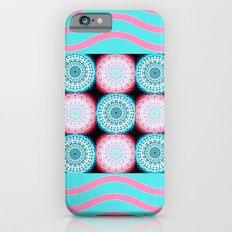 Pink wave iPhone 6s Slim Case