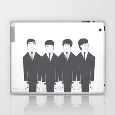 The Fab Four Laptop & iPad Skin