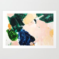 Palette No. Thirty Art Print