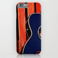 6 Strings and a Barn iPhone 6 Slim Case
