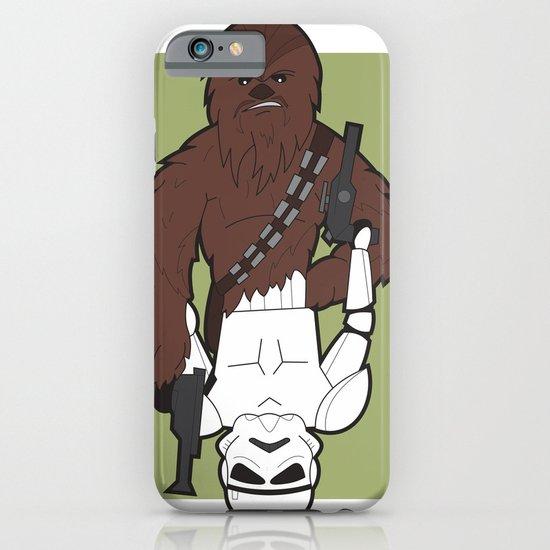 Chewbacca e Stormtrooper iPhone & iPod Case