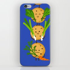 Cookies in Disguise iPhone & iPod Skin