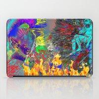 ANGEL SAVER iPad Case