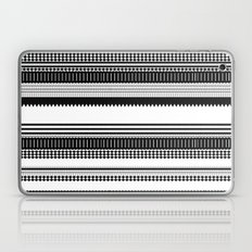 Graphic_Black&white Laptop & iPad Skin