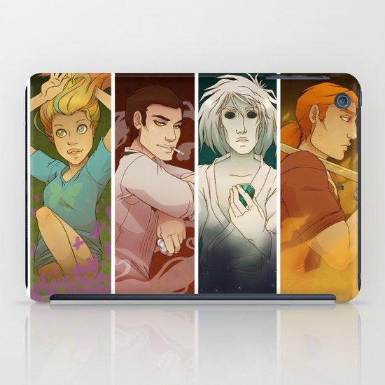 Sandman Quartet iPad Case