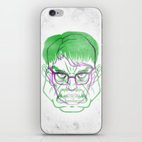Always Angry iPhone & iPod Skin