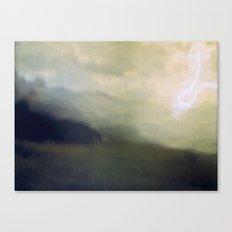light storm Canvas Print