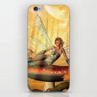 Wonderful Fairy iPhone & iPod Skin