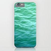 Teal Sea iPhone 6 Slim Case