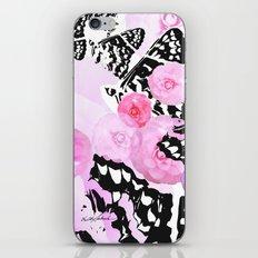 Camellia Blush iPhone & iPod Skin