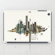 Collage City Mix 9 iPad Case