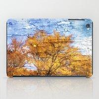 An Autumn Day iPad Case