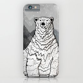 iPhone & iPod Case - Polar Bear -  Steve Wade ( Swade)
