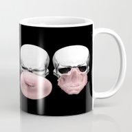 Skulls Chewing Bubblegum Mug