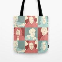 Rickmans Tote Bag
