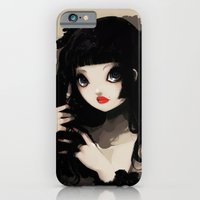 iPhone & iPod Case featuring L'Oiseau silence by Ludovic Jacqz