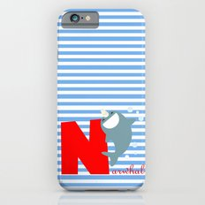 n for narwhal iPhone 6s Slim Case