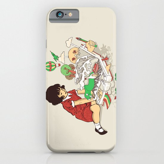 Story Book Adventure iPhone & iPod Case