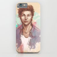 iPhone & iPod Case featuring And All His Little Things by Rosketch