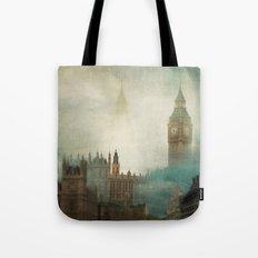 London Surreal Tote Bag