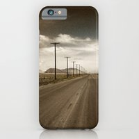 iPhone & iPod Case featuring The Road Ahead by Raquel Serene