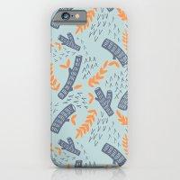 Logs iPhone 6 Slim Case