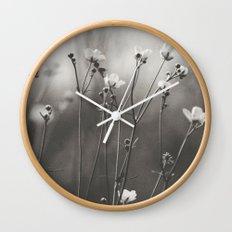 Blurry dreams Wall Clock