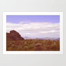 Stirling Ranges Art Print