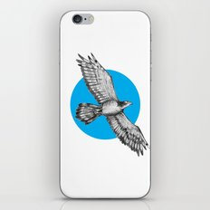 Flying Hawk iPhone & iPod Skin