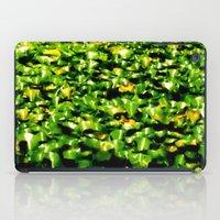 Water Lillies  iPad Case